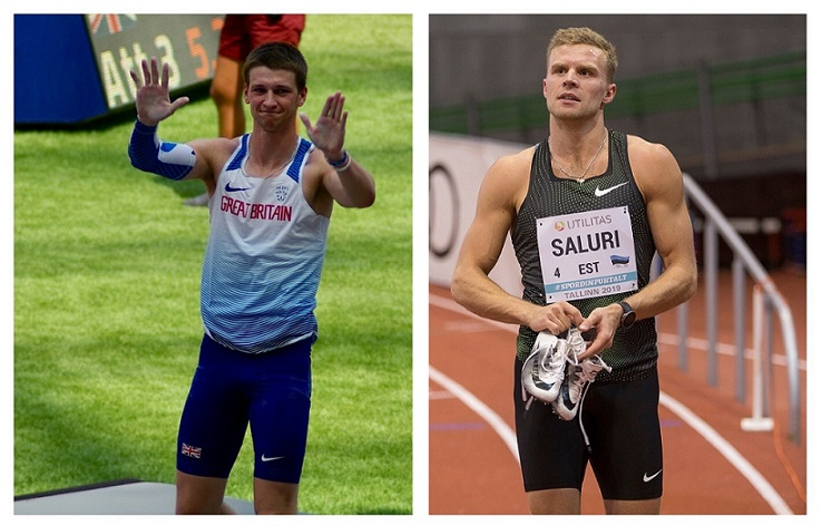 Glasgow 2019 Head to Head: The NCAA Rivals