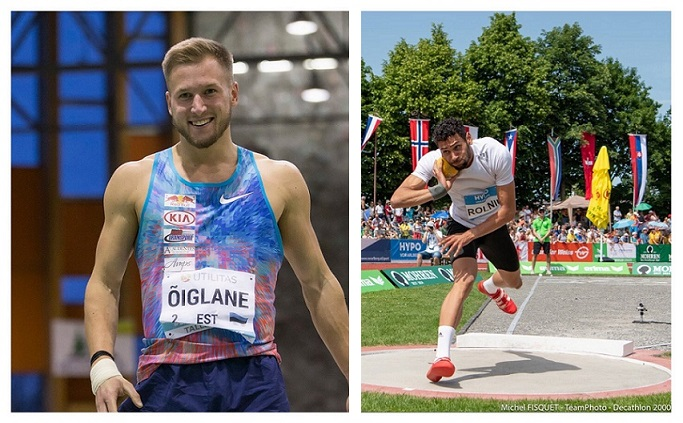 Glasgow 2019 Head to Head: The 6000 Points-busters